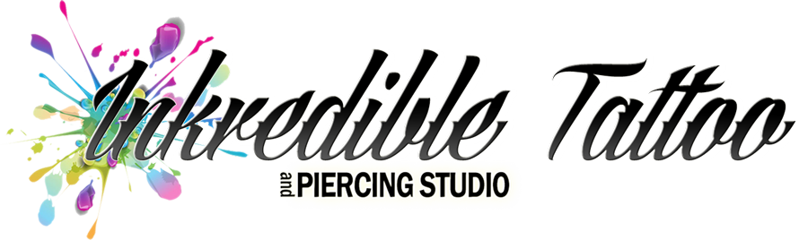 Inkredible Tattoo & Piercing Logo